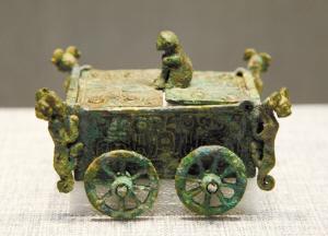 3000年前历史风云:山西出土两周时期文物精华展
