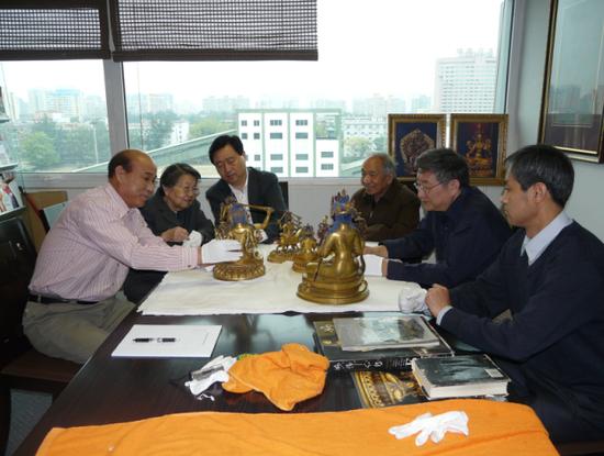 """""""汉藏佛教艺术与国家文化认同学术论坛""""在浙举办"""