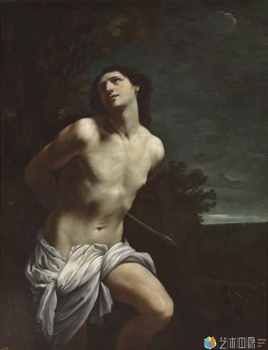 圭多雷尼圣塞巴斯蒂安 1617-1619
