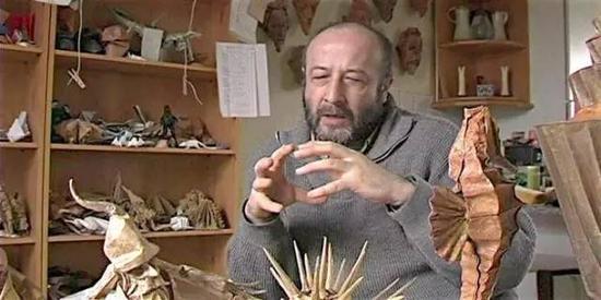 法国折纸艺术大师Eric Joisel