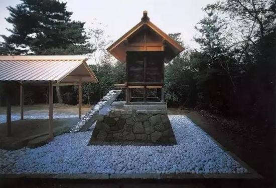 杉本博司 护王神社项目
