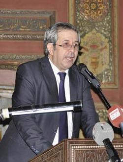叙利亚文物和博物馆总干事Maamoun Abdulkarim