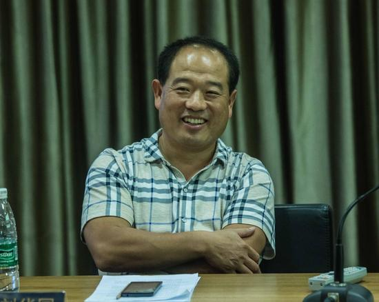 青州博物馆研究馆员 刘华国 中央美术学院美术馆王育琪图
