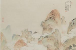 画家郑文谈江南山水画:追求淡远基础上的雅趣