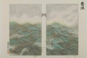 画家邵仄炯:江南的山水画以韵取胜