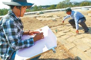 修缮考古明中都皇故城开工 总投资超12亿元
