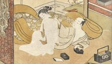 真实的日本浮世绘艺术