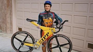 威廉姆斯生前收藏的自行车将拍卖