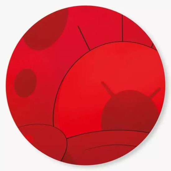 KAWS《无题》,2013年,成交价168万元人民币
