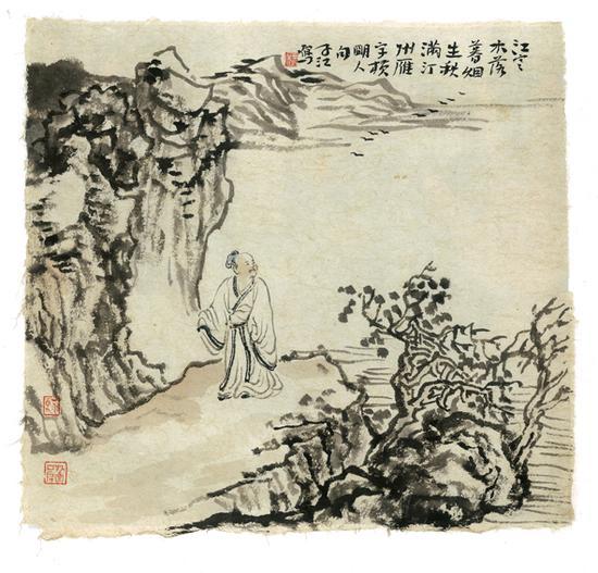 杨子江作品