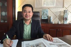 专访中国集币在线董事长俞吉伟:谈邮币文化的传承