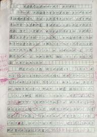 陈碧岑手稿