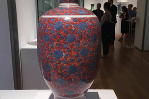 中国商人拍下大都会中国瓷器 捐赠国家南海博物馆