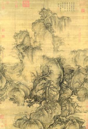 从公主收藏的书画清单看蒙古皇室的品味