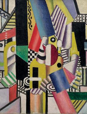 毕加索博物馆通过艺术展现战争中幸存的立体主义