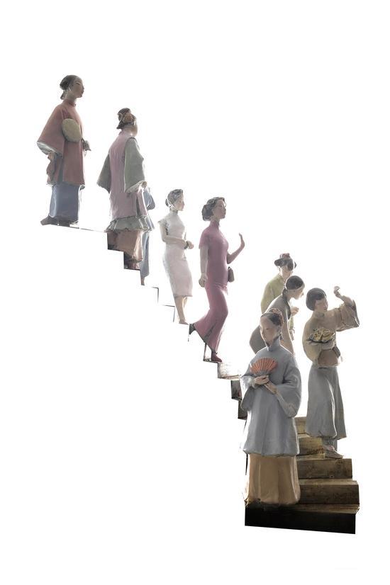 旋转的阶梯no1