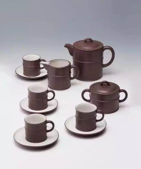 顾景舟 三线咖啡具