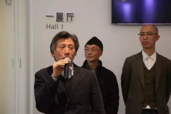 中央美术学院院长范迪安开幕式致辞