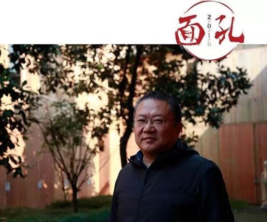 11月3日,王澍在中国美术学院象山校区接受新京报专访。新京报记者姜胜南 摄