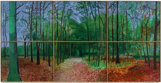 西方现代艺术大师里希特作品亮相纽约苏富比