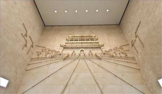 北京地铁 鼓楼大街站《雕刻时光》