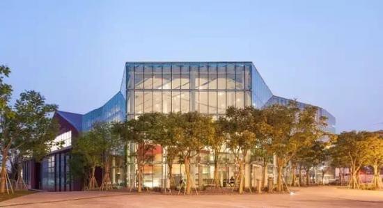 余德耀美术馆。图片:courtesy Yuz Museum, Shanghai