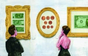 《货币简史》从花粉到美元;货币的下一站(美)卡比尔·塞加尔 著 栾力夫 译  中信出版集团 2016年5月出版