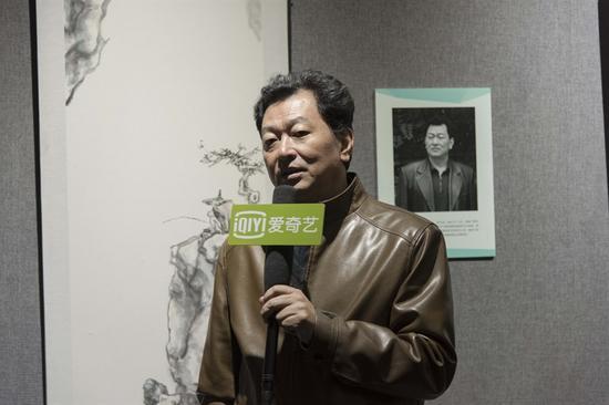 广西画院副院长林峰
