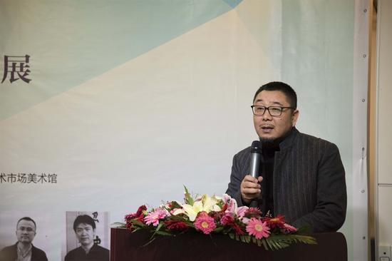 《艺术市场》杂志社股份有限公司副总经理李学伟