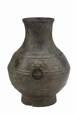 图3汉代弦纹青铜壶
