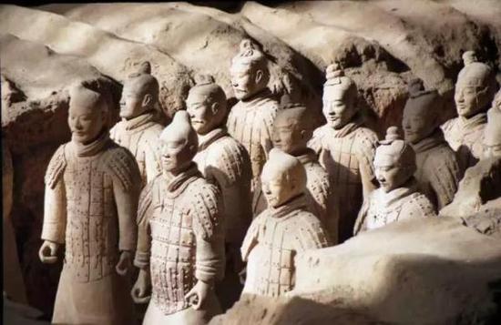 """地宫藏""""水银江河""""被证实水银可能来自旬阳"""