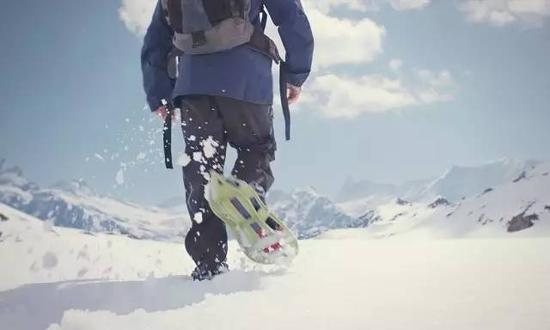 另人叹为观止的雪地艺术作品
