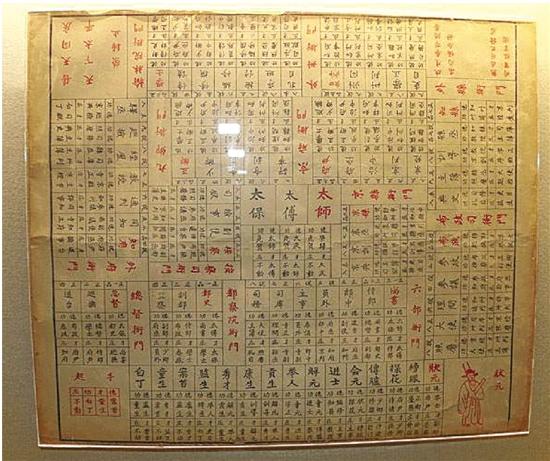 《升官图》