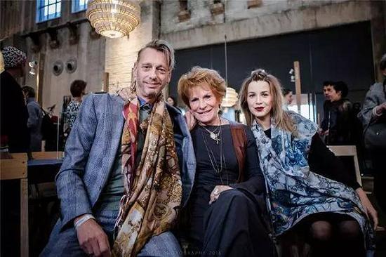 #Victoria Koblenko, Carlo Wijnands 和 Marianne Moerman#