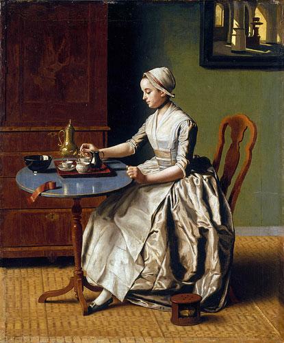 英国放行名画早餐女孩 或为最后一幅私人收藏
