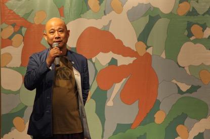 中国国家画院当代艺术研究中心主任、著名艺术家 方力钧先生-王艺