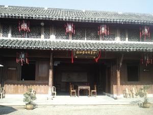 图为宁海前童民俗博物馆 (李磊明 摄)