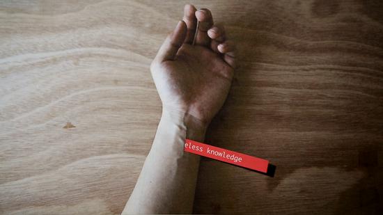 郭熙《无题》,5分01秒,影像,2013年