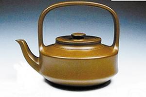 顾景舟紫砂提璧茶具近日以5175万元天价成交。