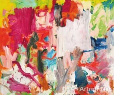 2016年11月,法国艺术大师让·杜布菲的马戏团系列作品之一于纽约佳士得拍卖会上以2480万美元(约合1.72亿元人民币)落槌。杜布菲的画,总让人联想起儿童涂鸦的自发乐趣。