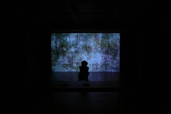 3D电影《水泥影院》,牧野贵,2016年。图片来源:空廊
