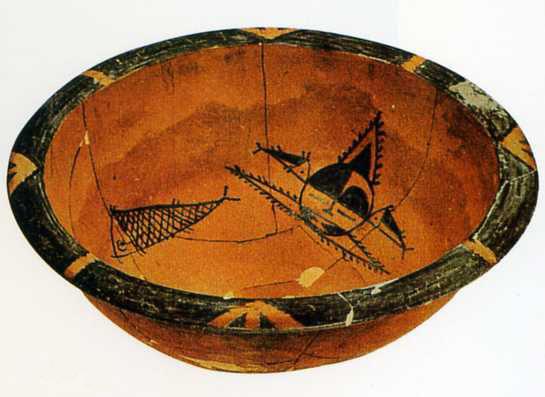 鱼纹彩陶盆(中国国家博物馆)