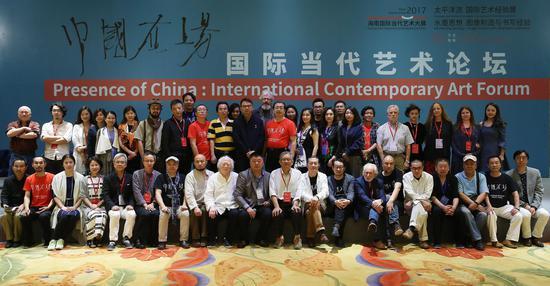 """""""中国在场""""东方文化艺术格局兴起在即"""