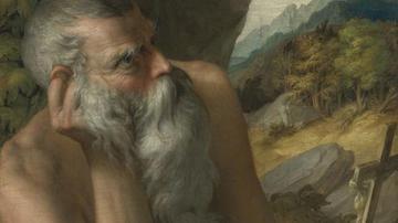 苏富比判定帕尔米贾尼诺油画为伪作