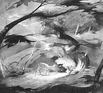 动画片《小鹿斑比》 资料图片2
