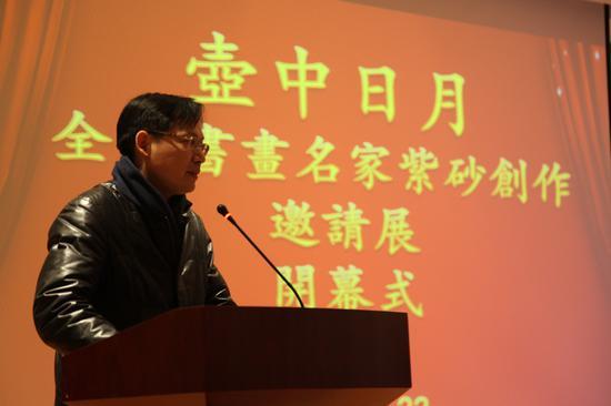 江苏省书法家协会副主席兼秘书长王卫军