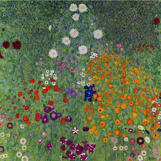 克里姆特《花园》 190