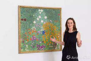 克里姆特3亿《花园》引关注  毕加索杰作香港展出