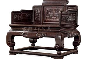 拍场上千万级的世家旧藏家具珍品