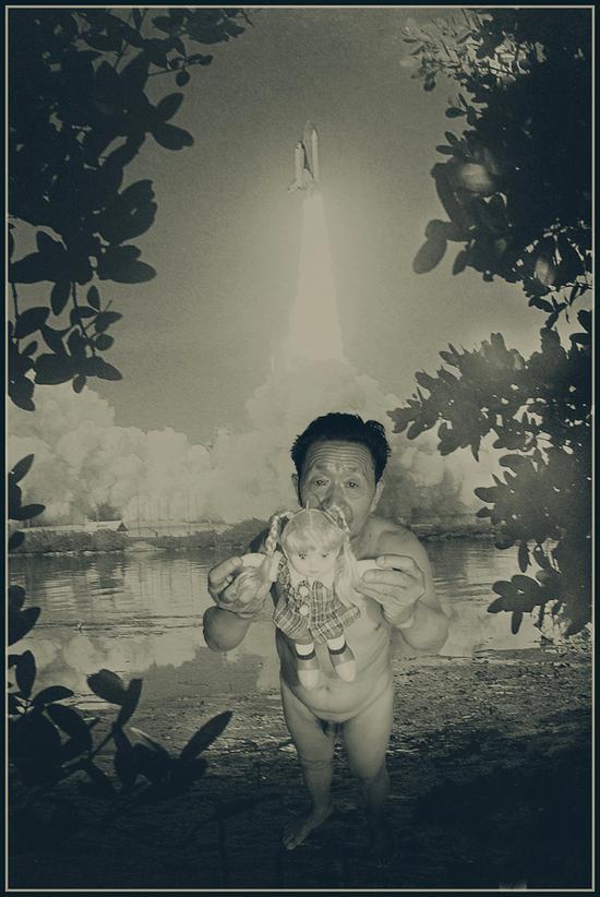 35-杜江浩《寓言》(中联) 数码图片 ,2006